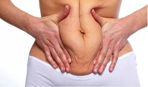 اربع طرق لتحسين البطن بعد الولاده الطبيعيه