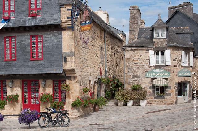 Le Faou pueblos bonitos Bretaña Beaux Villages de France Bretaña