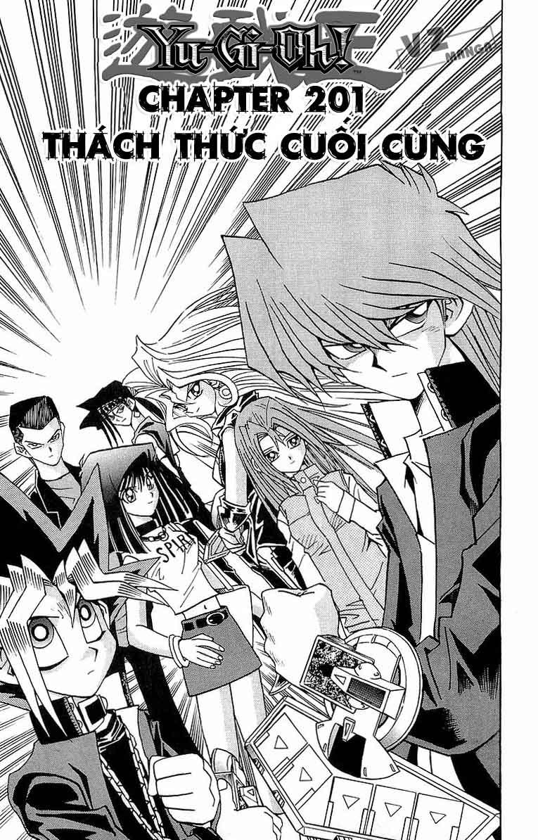 YUGI-OH! chap 201 - thách thức cuối cùng trang 2