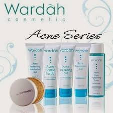 Produk Wardah Acne Series