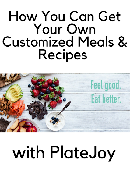 customized meal plan platejoy