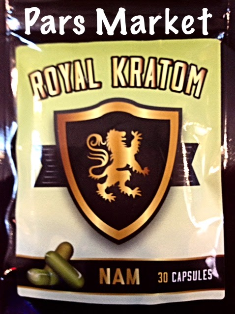 Royal Kratom Vietnam 30 Capsules pack at Pars Market Columbia Maryland 21045