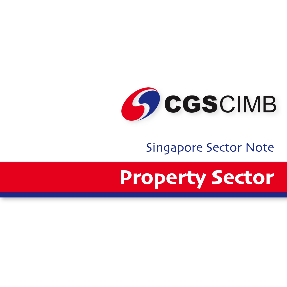 Property Sector - CGS-CIMB Research | SGinvestors.io