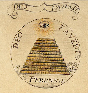 William Barton's design for the Great Seal of the United States