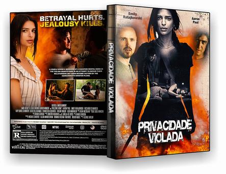 DVD – Privacidade Violada 2019 – AUTORADO