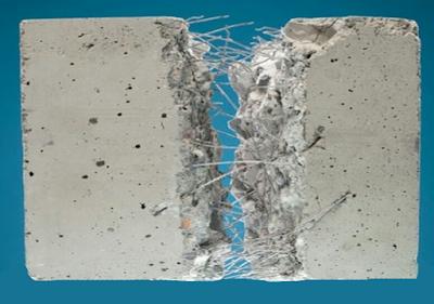 Beton polos mempunyai kekurangan menyerupai kekuatan tarik rendah Hebel Jenis Fiber Reinforced Concrete