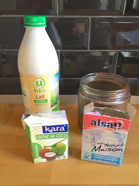 les yaourts maison génèrent moins d'emballages et donc moins de déchets