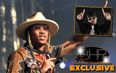 Rapper Rocko Is Placing Lawsuit Of Future For Over $10 Million Dollars , Future Responds