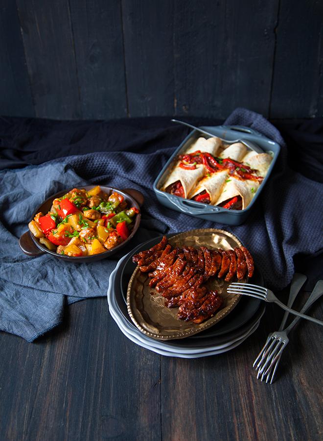 remplacer la viande marie laforet