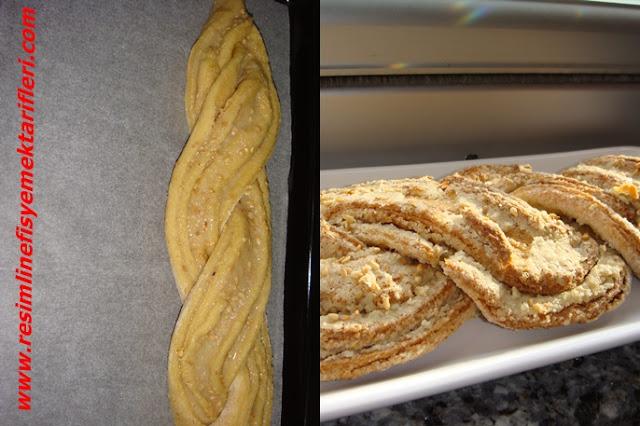 tahinli çörek nasıl yapılır