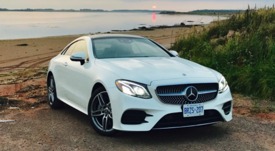 2019 Mercedes-Benz E400 4Matic Coupe Review
