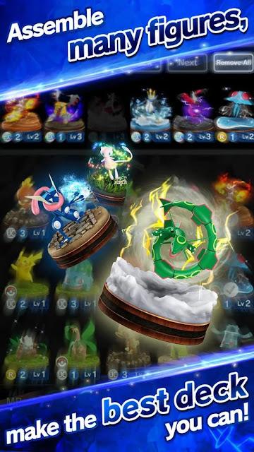 Pokemon Duel - Apk Full - Seja um Mestre Pokemon