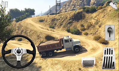 تحميل لعبة Off-road Army Truck تسليم البضائع الثقيلة من مكان إلى آخر و برابط مباشر