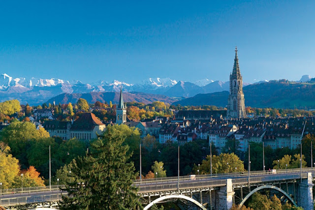 Berna na Suíça