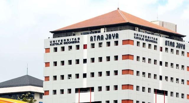 Biaya Kuliah Universitas Katolik Atma Jaya Tahun 2019-2020