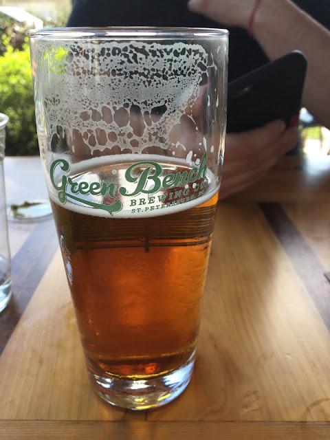 Green Bench Brewing | A Hoppy Medium