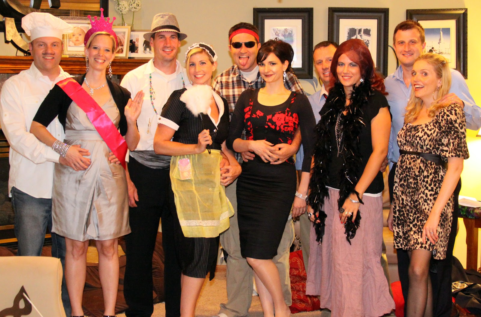 I Do On A Dime: Murder Mystery Party