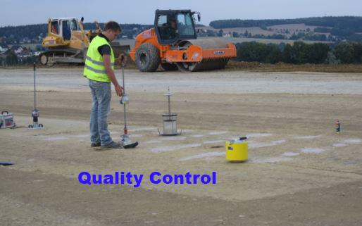 Pekerjaan Utama Quality Control pada proyek konstruksi