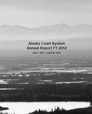 Alaska Court System Annual Report FY 2012