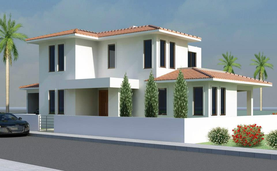 New Home Designs Latest.: Beautiful Modern Home Exterior