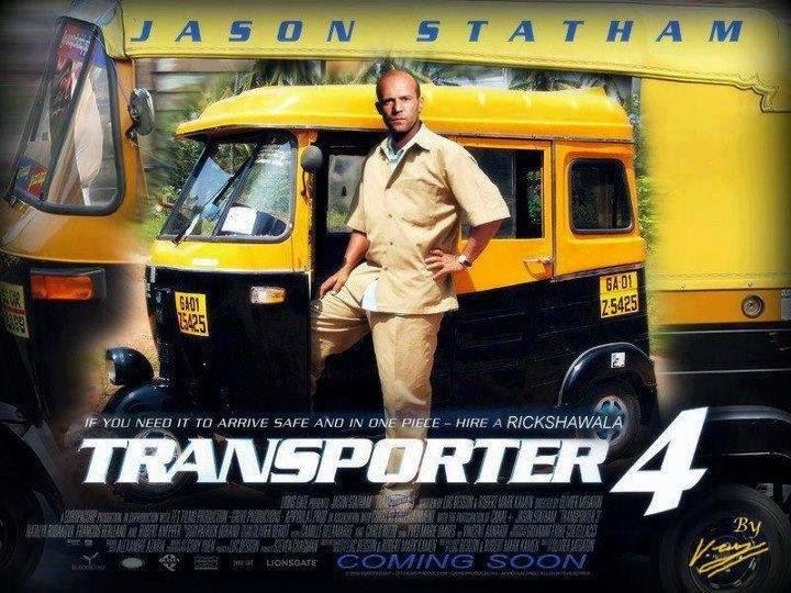 Transporter 5 film download.