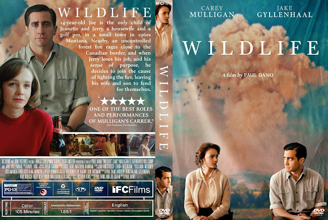 Wildlife DVD Cover