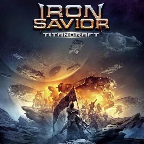 IRON SAVIOR: Εξώφυλλο και tracklist του νέου album