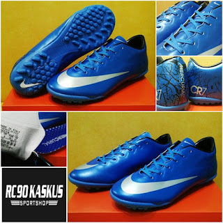 d674059cf086 ... shopping nike mercurial vapor 8 futsal kaskus code sepatu futsal nike  vapor x cr7 natural blue