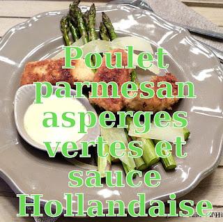 http://www.danslacuisinedhilary.blogspot.fr/2016/04/poulet-parmesan-asperges-vertes-sauce-Hollandaise.html