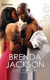 Brenda Jackson - Vino Y Pasión