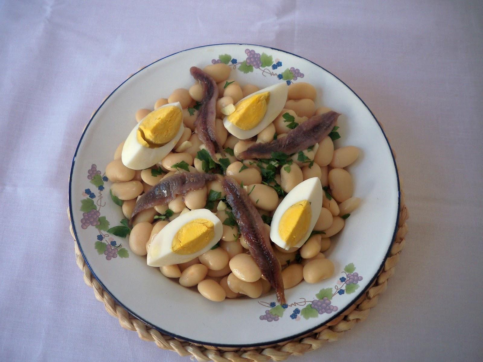 Aurea s kitchen salado ensalada de alubias - Ensalada de alubias ...