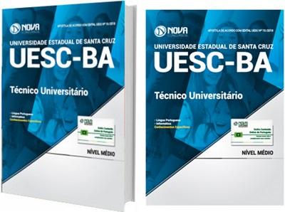 Apostila Concurso UESC 2018