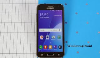 طريقة عمل روت لجهاز Galaxy J2 SM-J200F اصدار 5.1.1