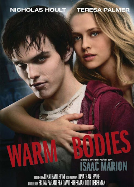 Warm Bodies (2013) Dual Audio [Hindi DD5.1] 450MB BluRay 480p ESubs