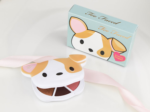 Too Faced Pretty Puppy Oogschaduw Palette