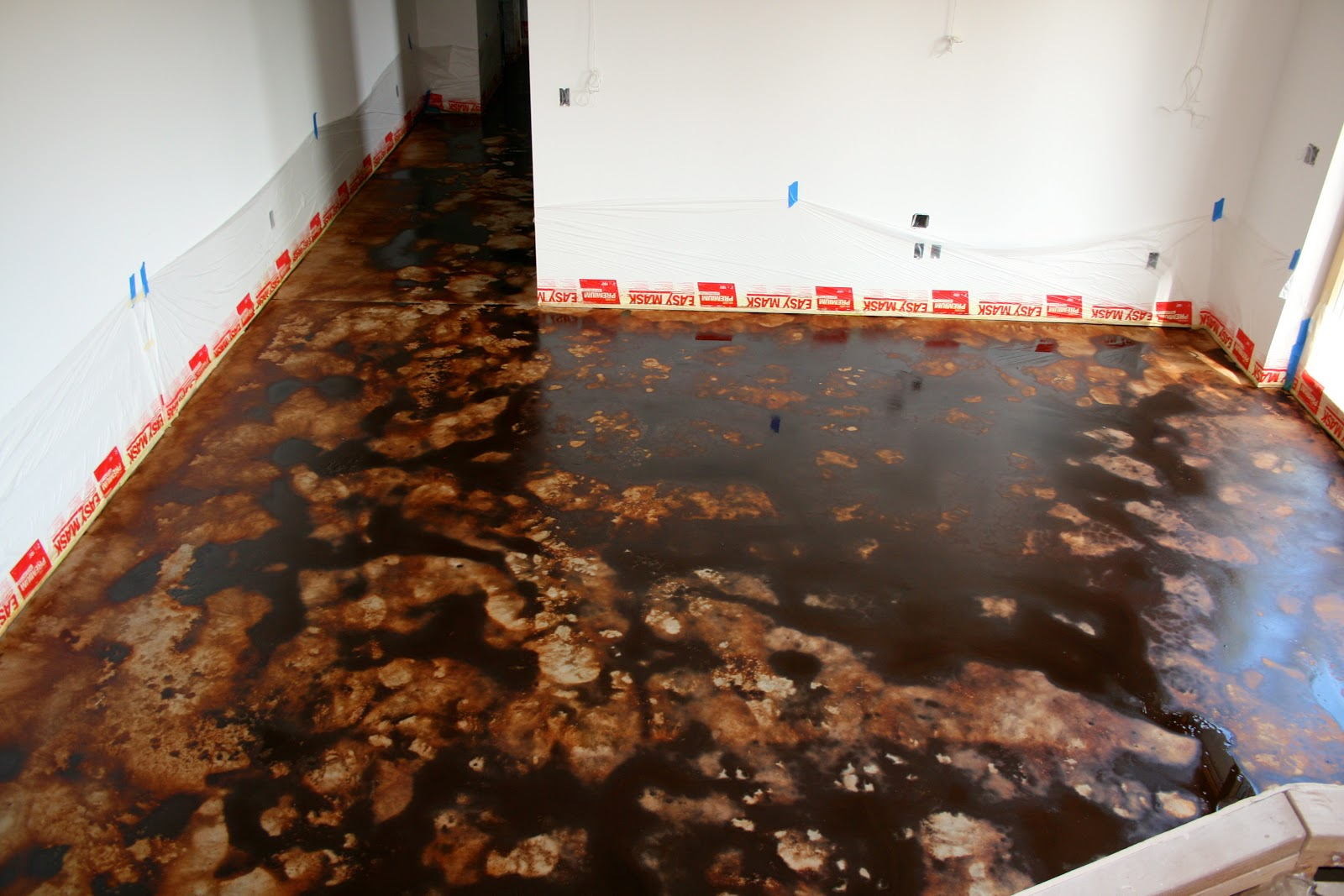The Farris Family Builds A House Our Floor S On An Acid Trip