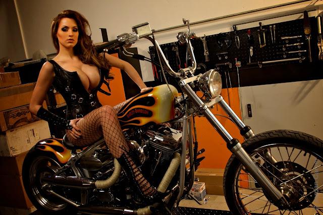 Hottest-Jordan-Carver-Biker-Girl-Part-2-Sexy-HD-Wallpaper