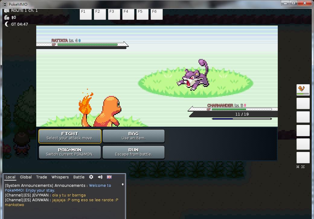 Image%2B013 - PokeMMO - 神奇寶貝線上版!兒時的GBA回憶,現在也能大家一起玩了!