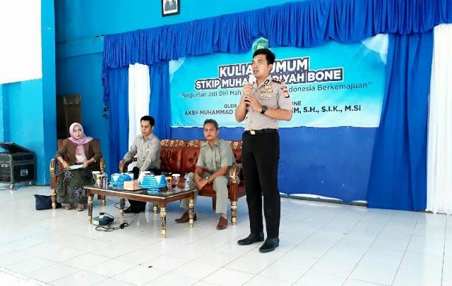 Stkip Muhammadiyah Bone, bonepos