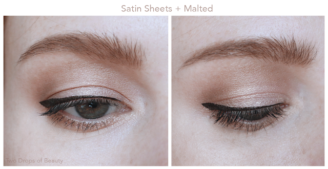 Satin Sheets, malted, Too Faced