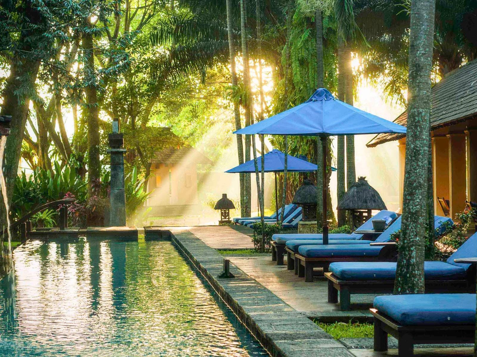 Inilah Hotel Di Bogor Yang Memiliki Kolam Air Hangat Uniknya Nusantara