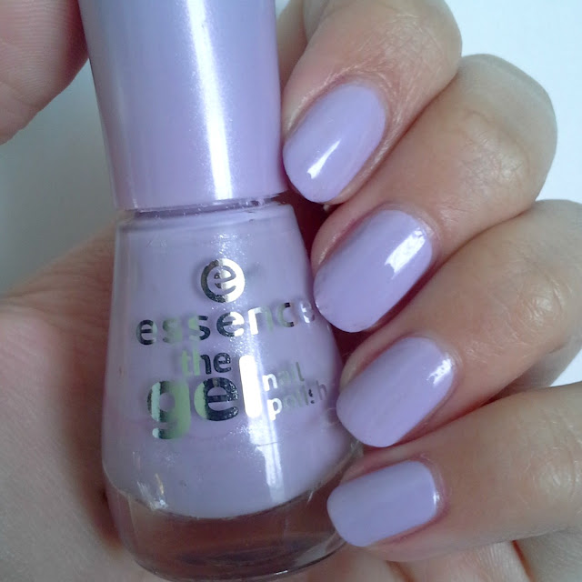 Essence  The Gel Nail Polish (Review and Swatches) 21 a whisper of spring