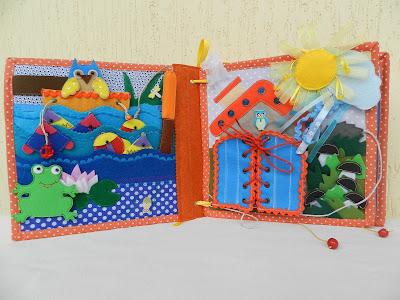 Quiet book, развивающая книжка, книга из фетра, текстильная книжка, розвивальна книжка, розвиваюча іграшка, juliabregin, baby book, Children's Books, Activity book, Toys