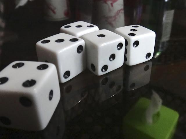 Greed, Dice, Game, Farkle, Farkel,
