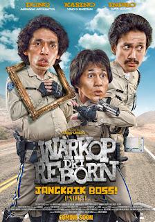 Nonton Warkop DKI Reborn Jangkrik Boss! Part 1