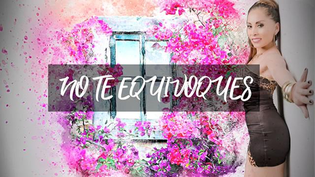 VIDEO: Letra de No Te Equivoques de Yanet Butron y la Banda Kaliente