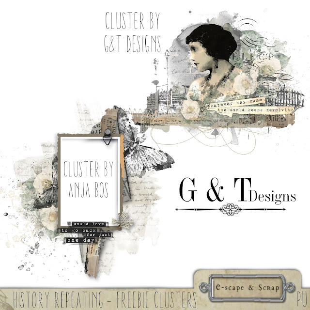 ***NEW*** History repeating kit by G&T Designs + freebie