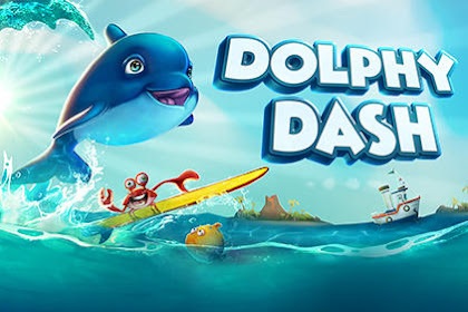 Dolphy Dash Mod Apk (Unlimited Coin)