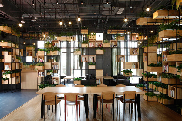 20 Desain Ruang Makan Bergaya Cafe