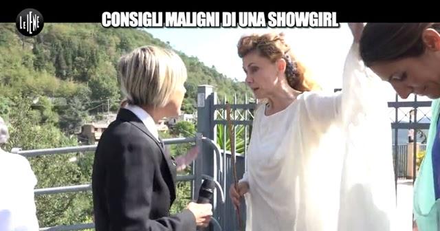 Domande su chemioterapia, Nadia Toffa aggredita da Eleonora Brigliadori